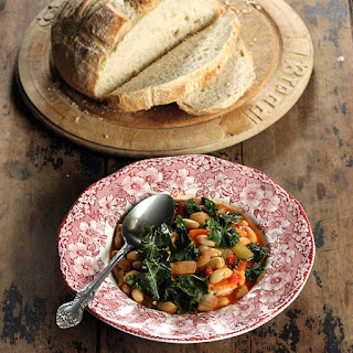 Vegetarian Tuscan Bean Stew Recipes