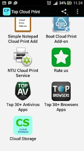 Top Cloud Print Apps - screenshot