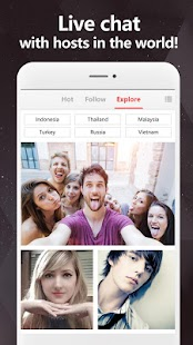 Nonolive - Live streaming APK for iPhone