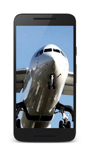 Aircraft Live Wallpaper- screenshot