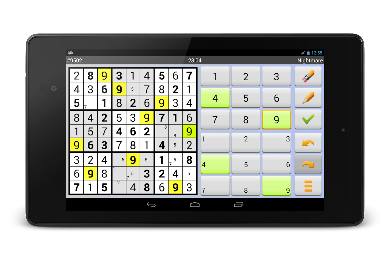Sudoku 10'000 Plus Screenshot 10