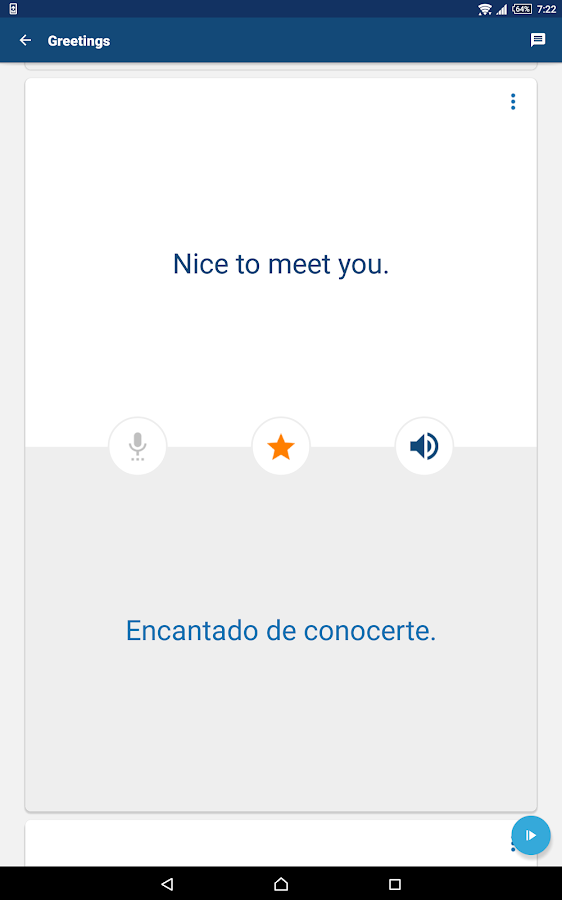 Phrasebook - Learn Languages Screenshot 7