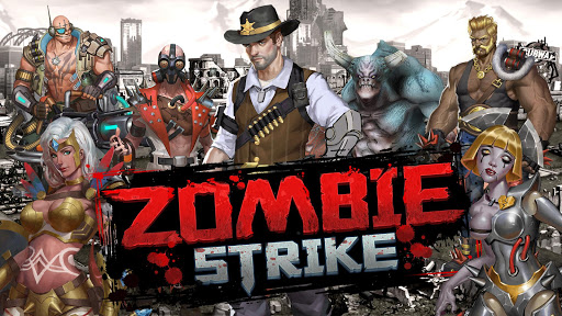 Zombie Strike : The Last War of Idle Battle (SRPG) For PC