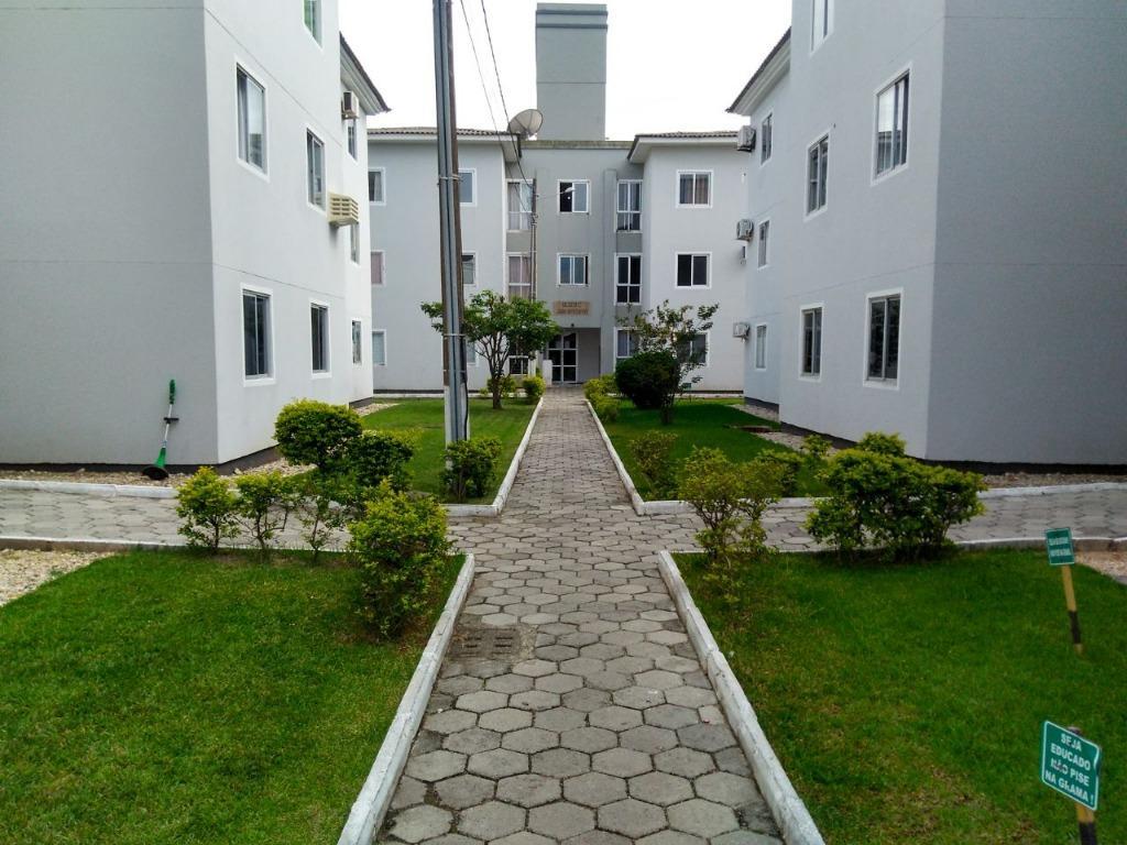 Apartamento residencial à venda, Praça, Tijucas.