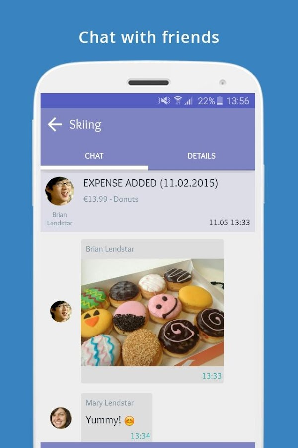 Lendstar – Send & share money Screenshot 2