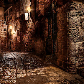 Old Jaffa,Israel by Jojo Valerio  - Buildings & Architecture Public & Historical