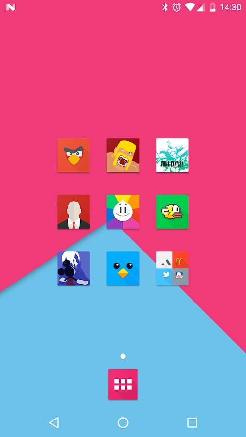 OnePX - Icon Pack Screenshot 3