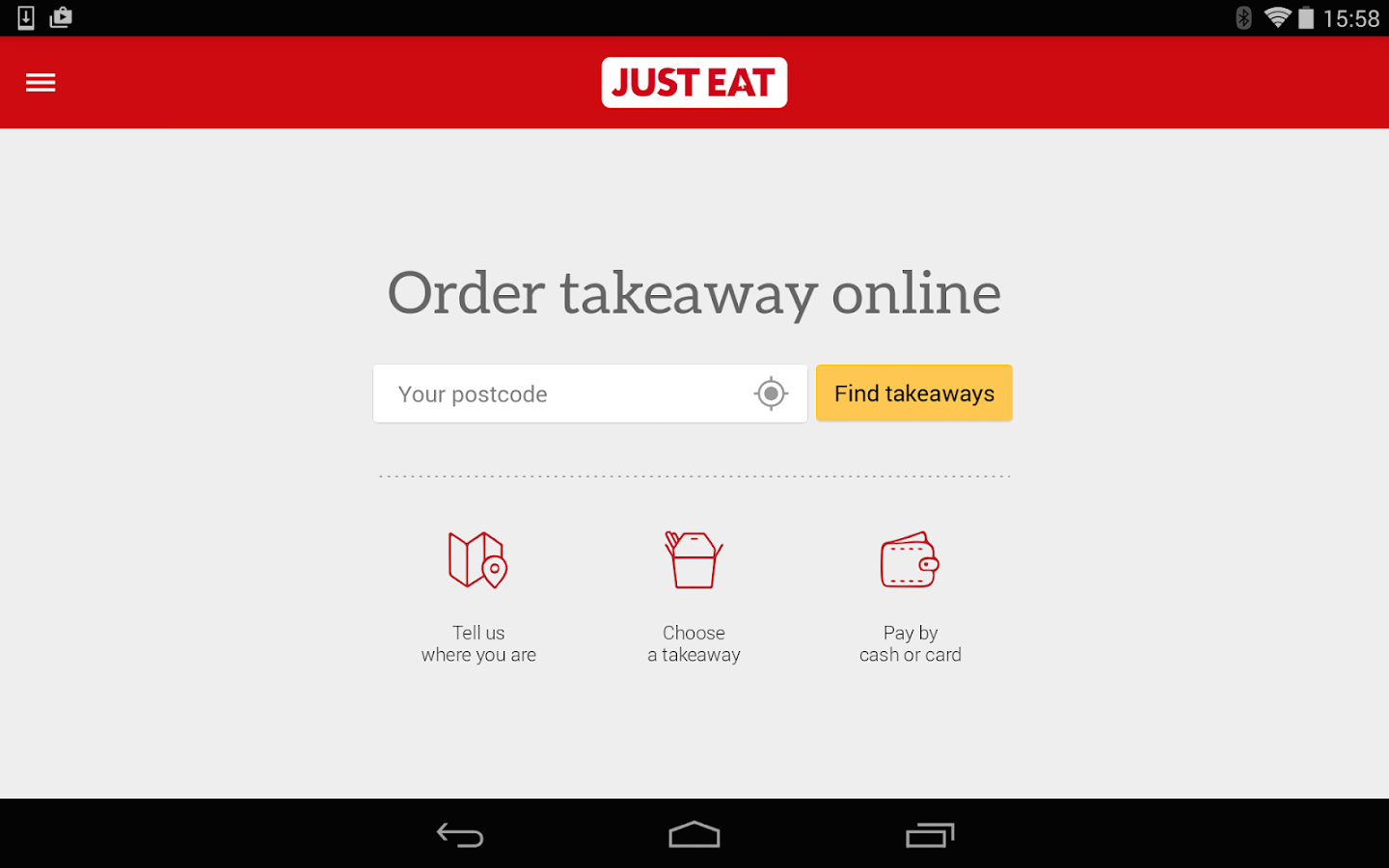 JUST EAT - Takeaway delivery Screenshot 17