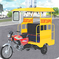 Tuk Tuk City Chingchi Rickshaw APK for Bluestacks