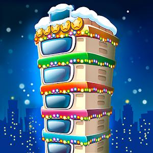 Pocket Tower: Building Game & Money Megapolis For PC (Windows & MAC)