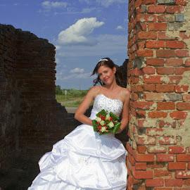 gdfhdfh by Ingrid Vasas - Wedding Bride ( dfhfghf )