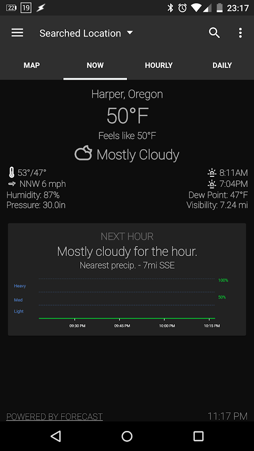 Arcus Weather Screenshot 4