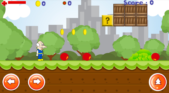 Mukidi Super Hero Lucu - screenshot