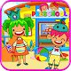 Pretend Preschool - Kids School Learning Games