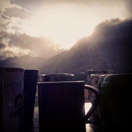 Sunkissed-time by Navaneeth Krishnan B - Artistic Objects Cups, Plates & Utensils ( tea, rainyevenings, lumiaphotography )