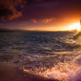 Dublin by Marek Bator - Landscapes Sunsets & Sunrises ( dublin sunset, dublin )