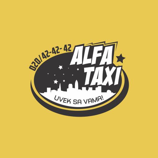 Android aplikacija Alfa Taxi Novi Pazar na Android Srbija