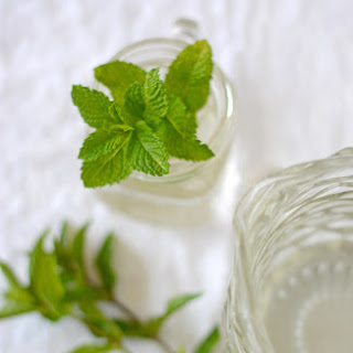 Fresh Mint Water