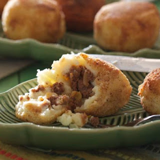 Papas Rellenas Recipes