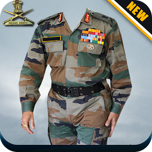 indian army photo suit editor uniform changer android