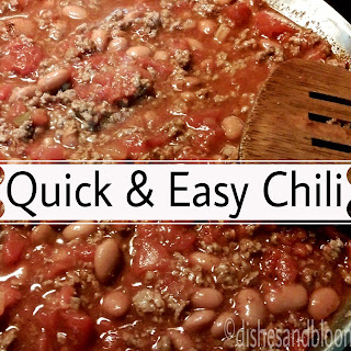 Quick & Easy Chili