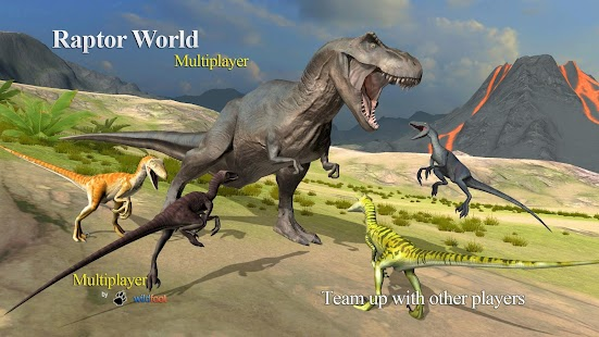 Game Raptor World Multiplayer APK for Windows Phone