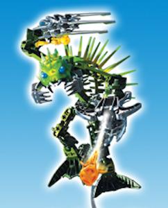 """Конструктор """"RoboBlock"""" Зеленый Воин M"""