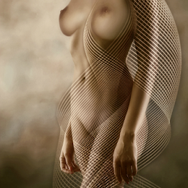 BODY CURVES by Carmen Velcic - Digital Art People ( body, sexy, nude, woman, she, lady, digital )