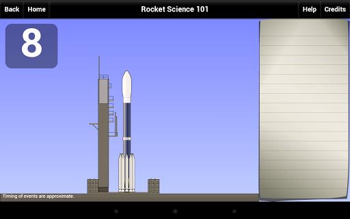 Rocket Science 101 screenshot 17