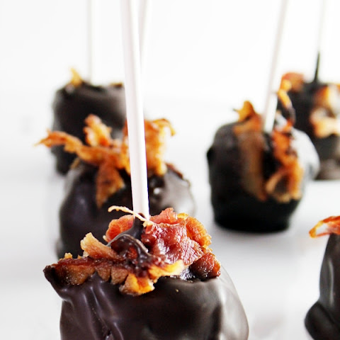 Maple Bacon Cake Pops