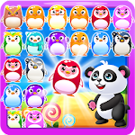 Penguin Bubble Story Icon