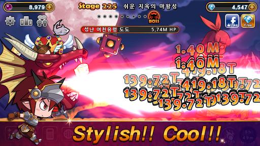 Armpit Hero: King of Hell - screenshot