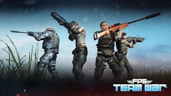 FPS Team War for pc