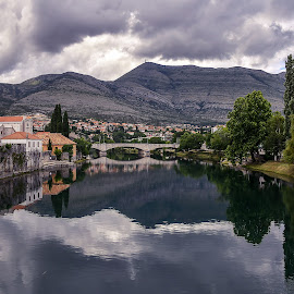 Reflection by Jovica Panić - City,  Street & Park  Vistas ( landscapes, landscape photography, reflection, reflections, landscape )