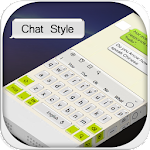 Chat Keyboard Icon
