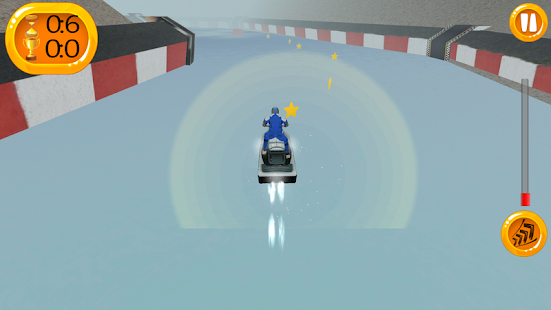 Water Motorcycle Race 3D - screenshot
