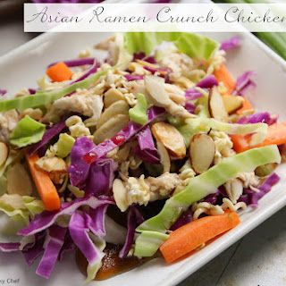 Asian Chicken Salad Ramen Noodles Recipes
