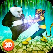 Game Ninja Panda Fighting 3D APK for Windows Phone