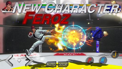 Infinite Fighter-fighting game