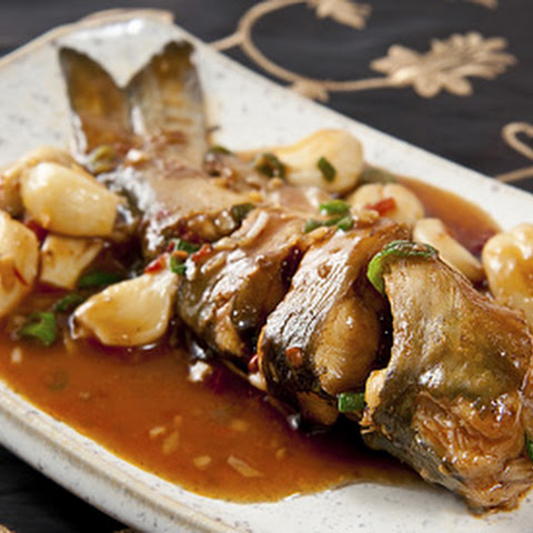 Sichuan Catfish with Garlic