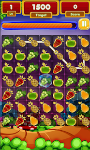 Fruit Splash Crush - screenshot