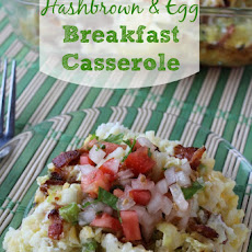 Hashbrown & Egg Breakfast Casserole