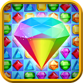 Game Jewels Star 3 - Puzzle Jewel Mash APK for Kindle