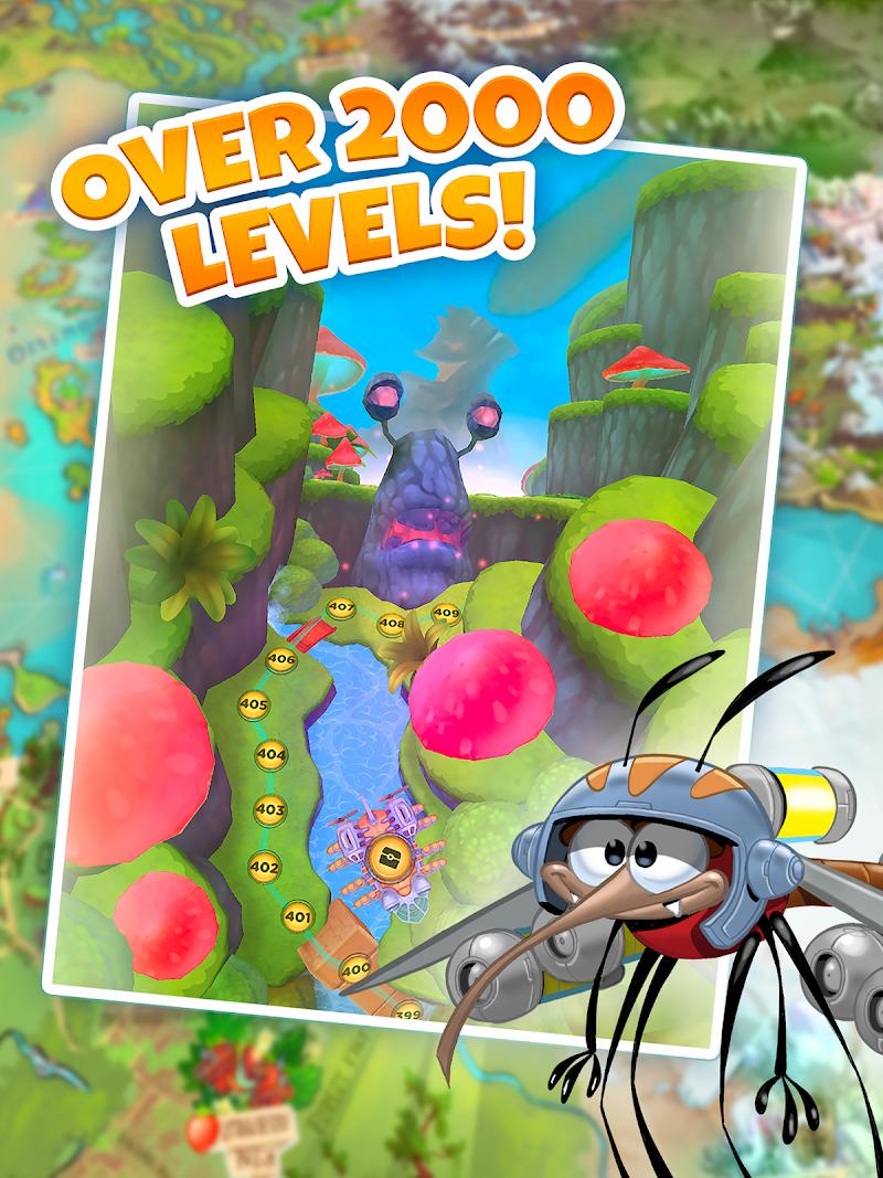 Best Fiends - Free Puzzle Game Screenshot 12