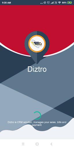 Diztro - POS [MMD] screenshot 1