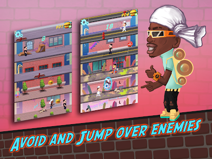 Burger Jump- screenshot thumbnail