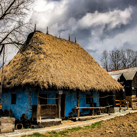 Old house by Marius Peptan - Buildings & Architecture Homes ( history, village, villages, architecture, historical, house, historic )