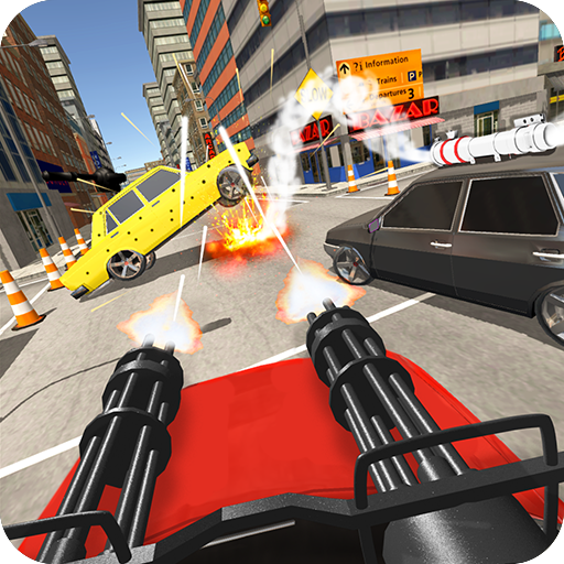 Battle Cars in City (online) (game)