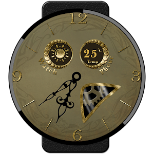 Art nouveau Watch Face Pro