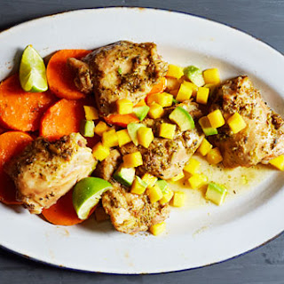 Caribbean Chicken Thighs Recipes